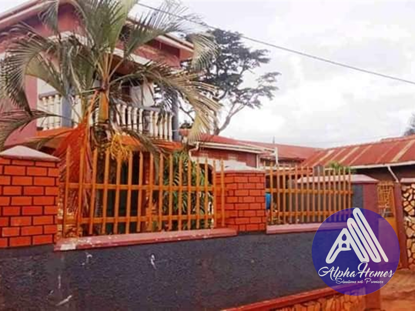 Bungalow for sale in Kireka Wakiso