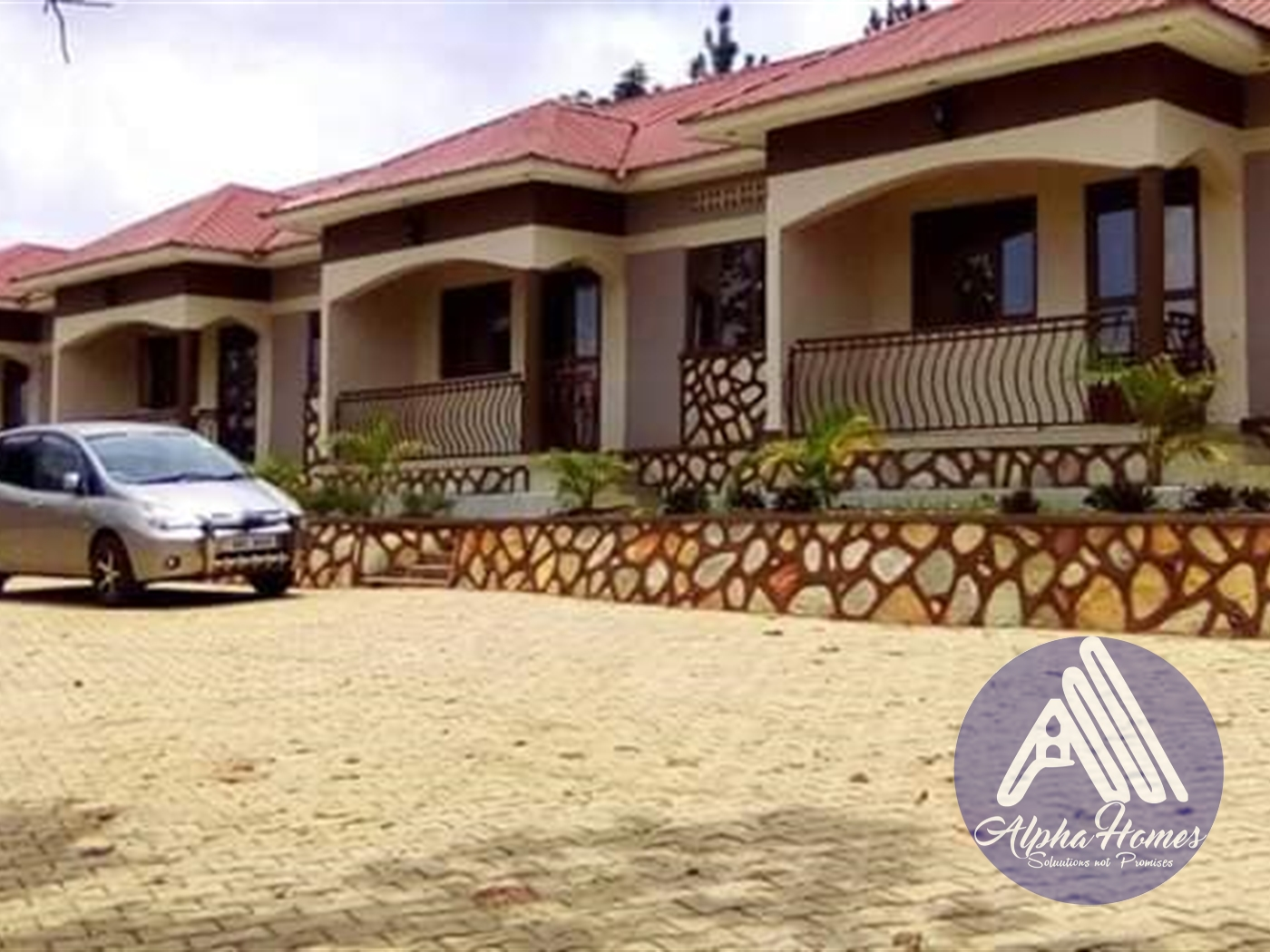 Semi Detached for rent in Kitetika Wakiso