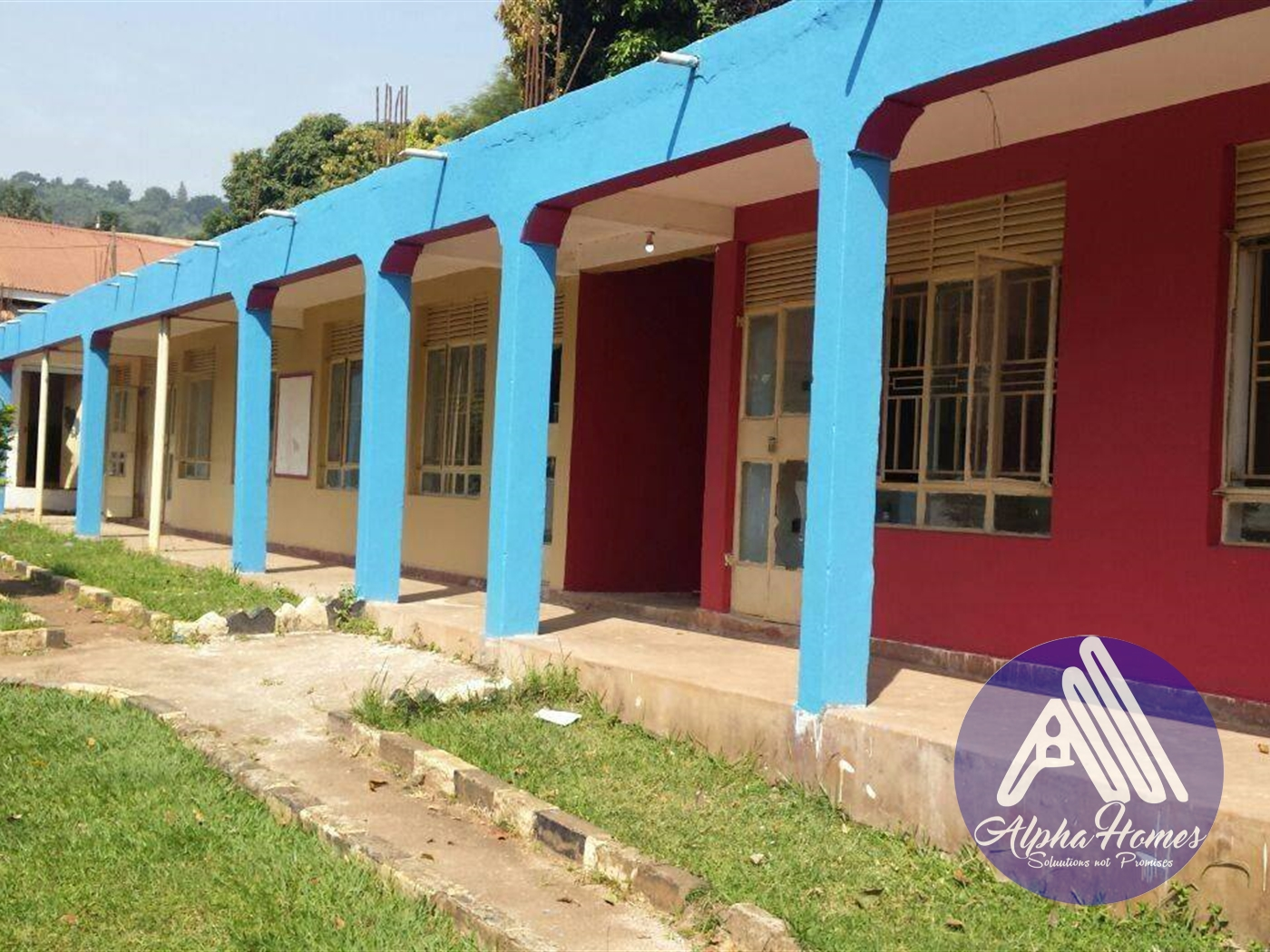 School for sale in Kitende Wakiso
