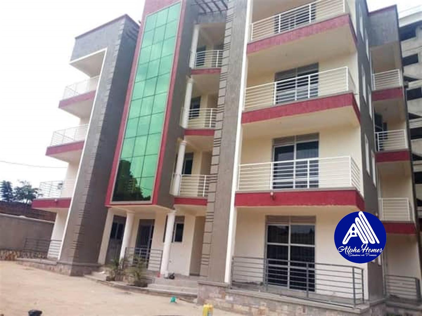 Apartment for rent in Kyaliwajjala Wakiso