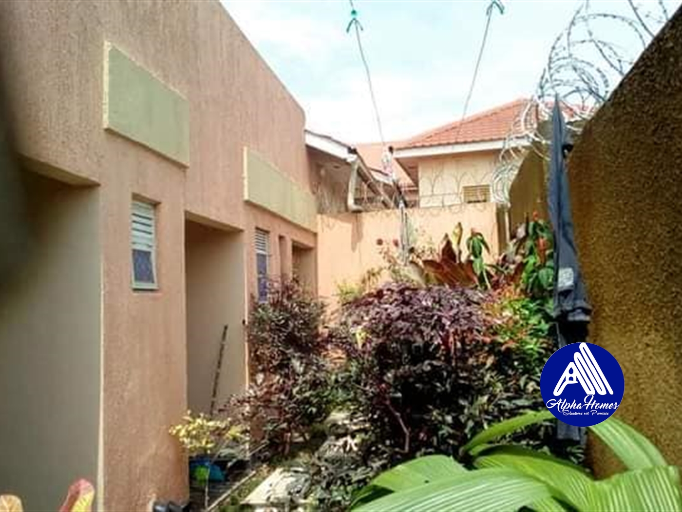 Semi Detached for rent in Kireka Kampala