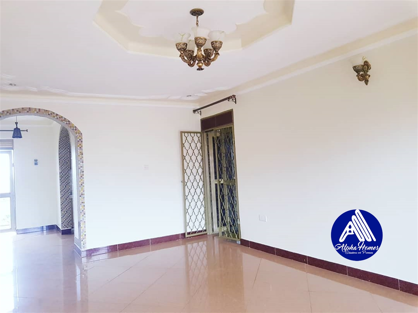 Apartment for rent in Lukuli Kampala