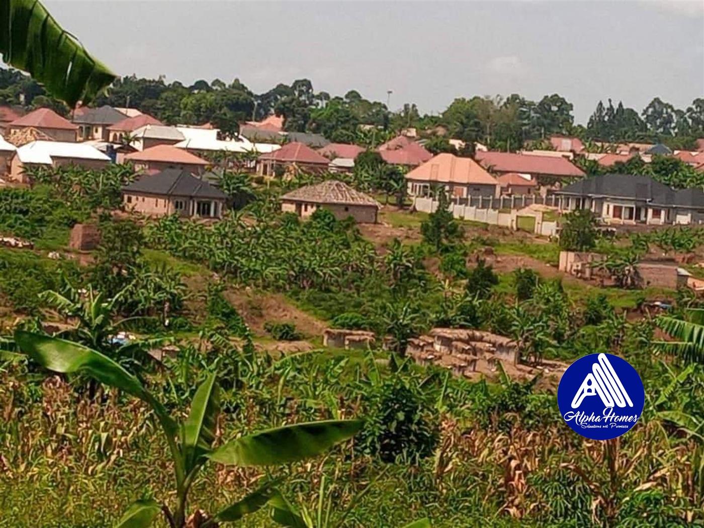 Residential Land for sale in Matugga Kampala