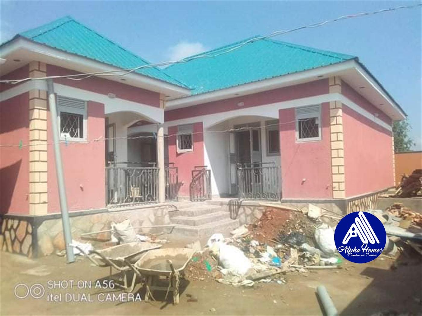 Semi Detached for rent in Kittenzi Wakiso