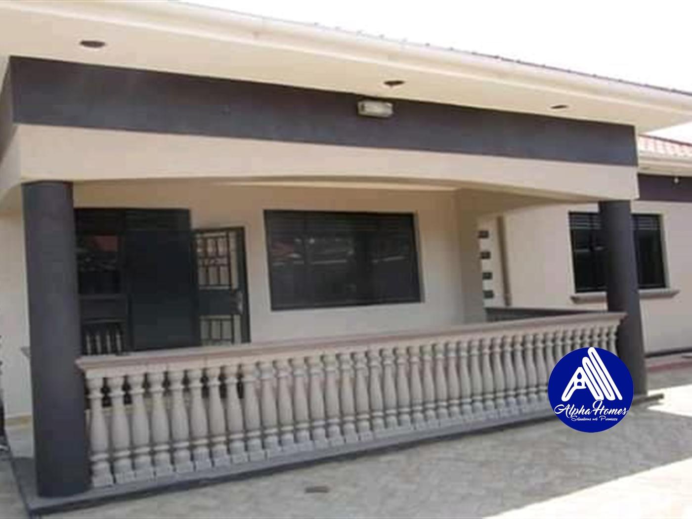 Bungalow for sale in Malukuba Jinja