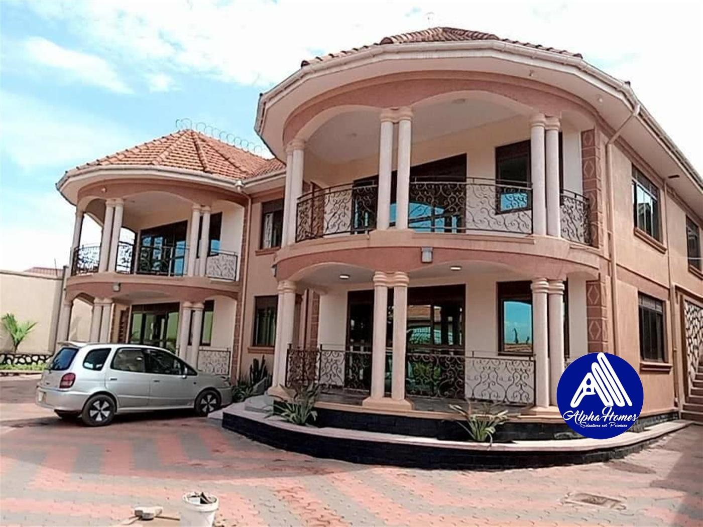 Apartment for sale in Kyegera Wakiso