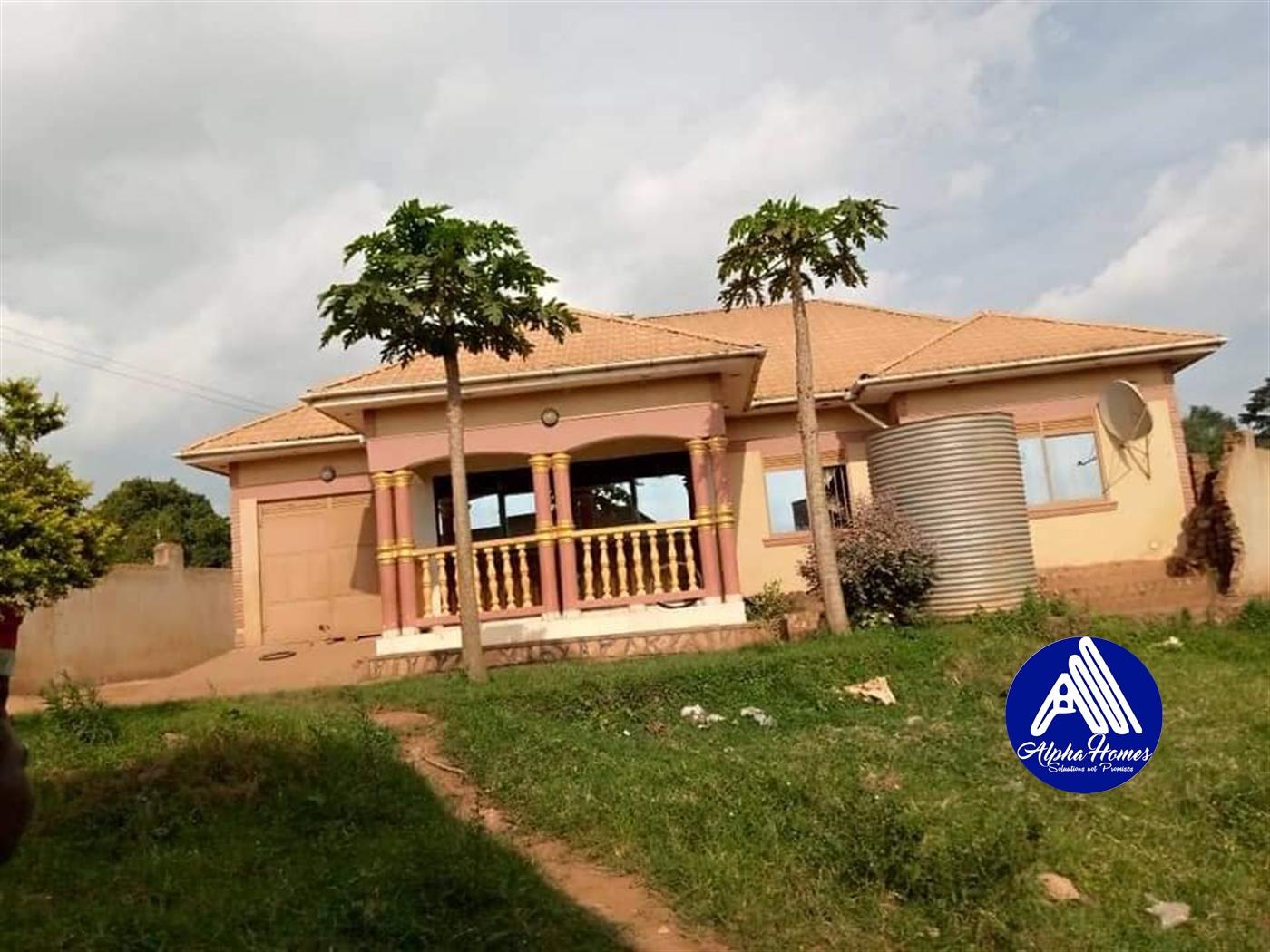 Bungalow for sale in Kitagobwa Wakiso