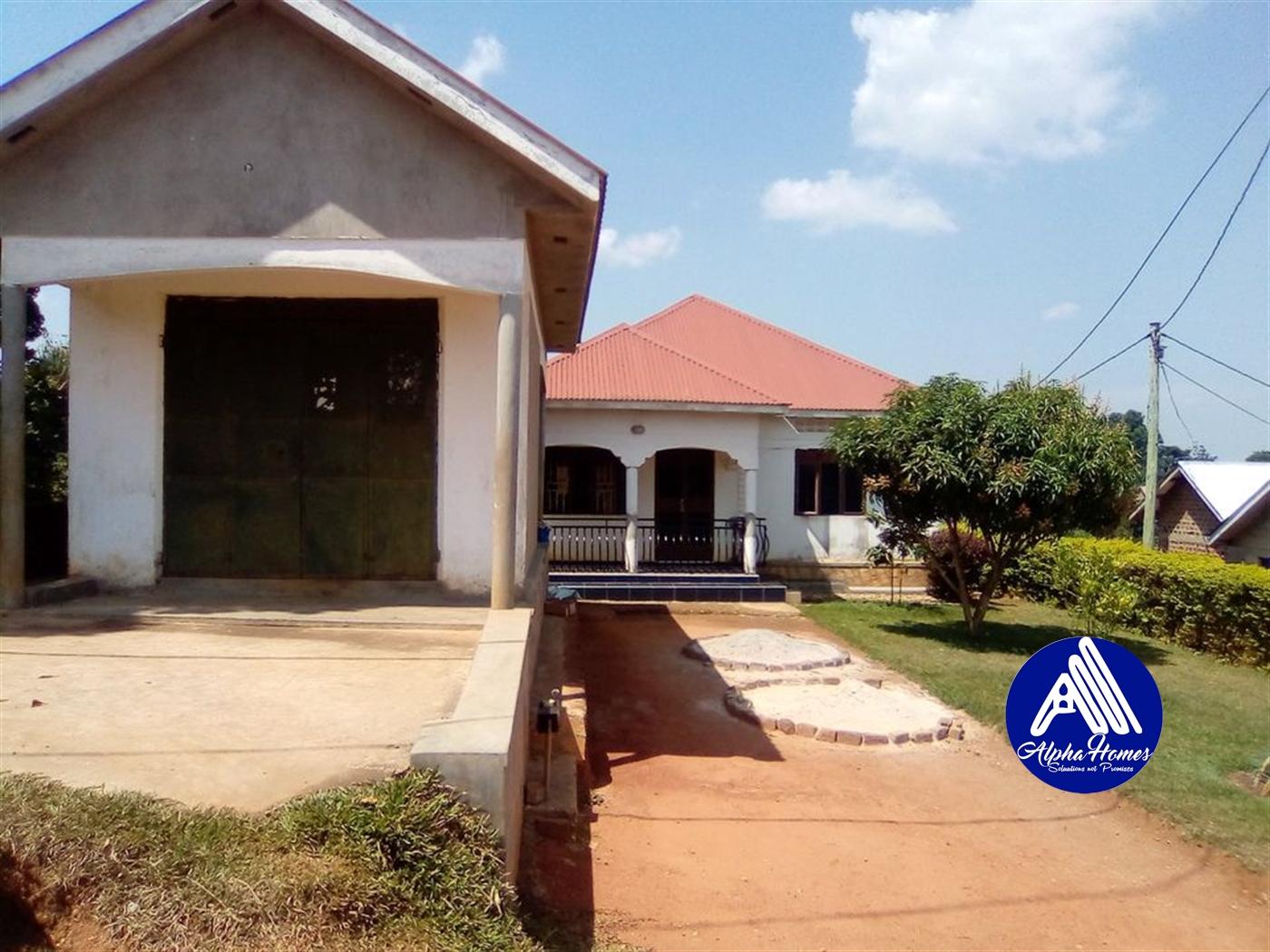 Bungalow for sale in Nabutti Mukono