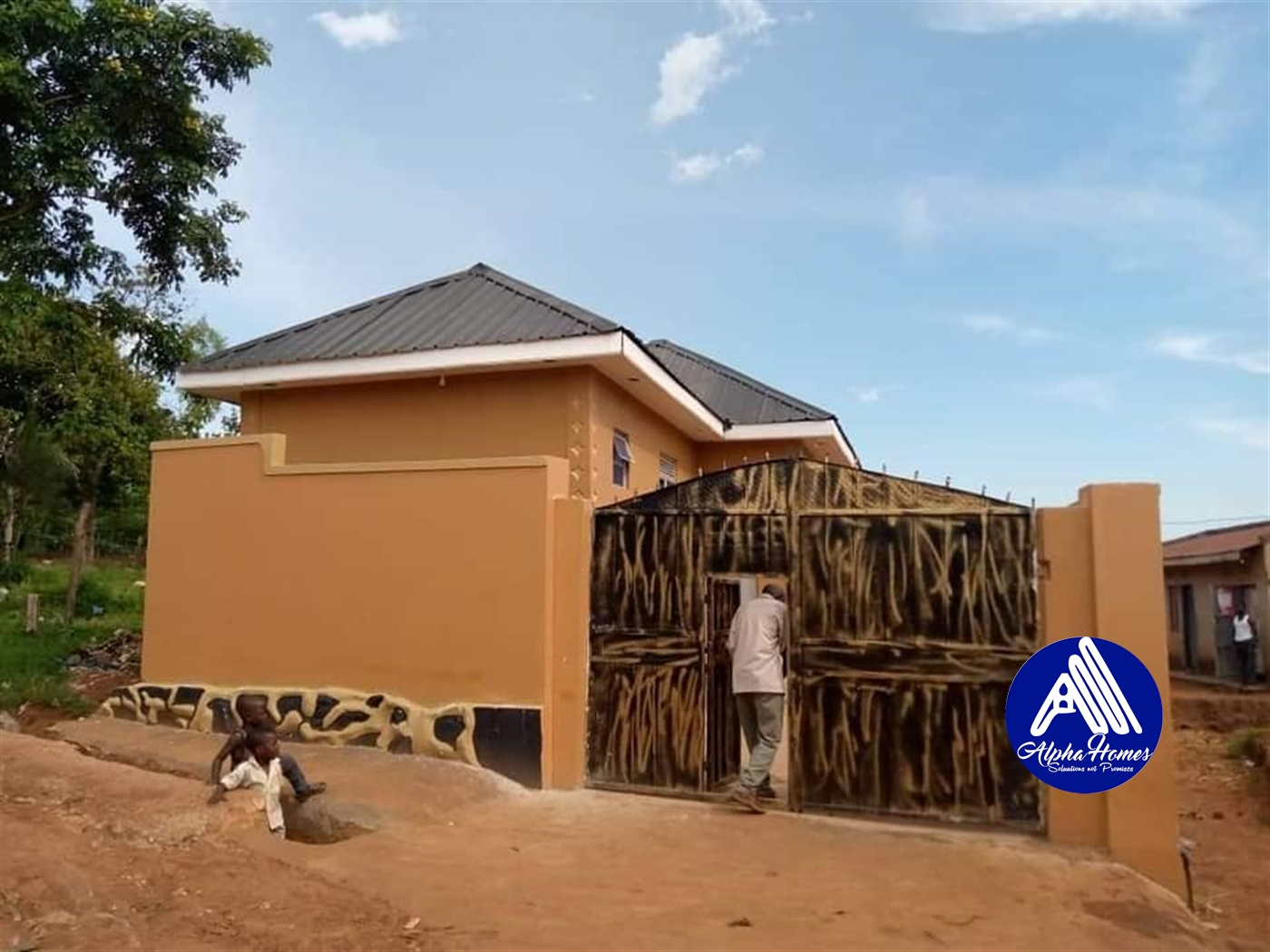 Bungalow for sale in Nasana Wakiso