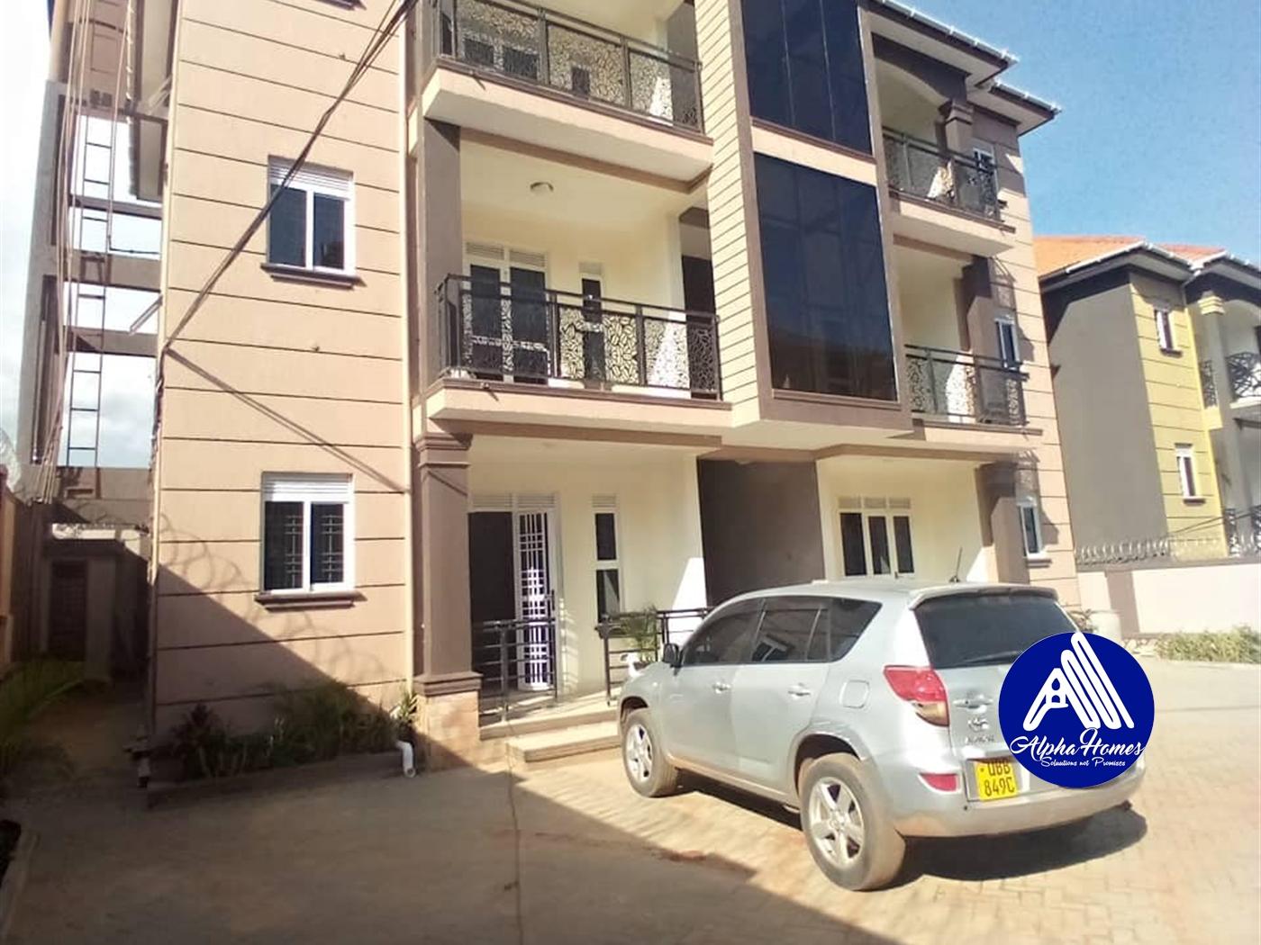 Apartment for sale in Kyanja Kampala