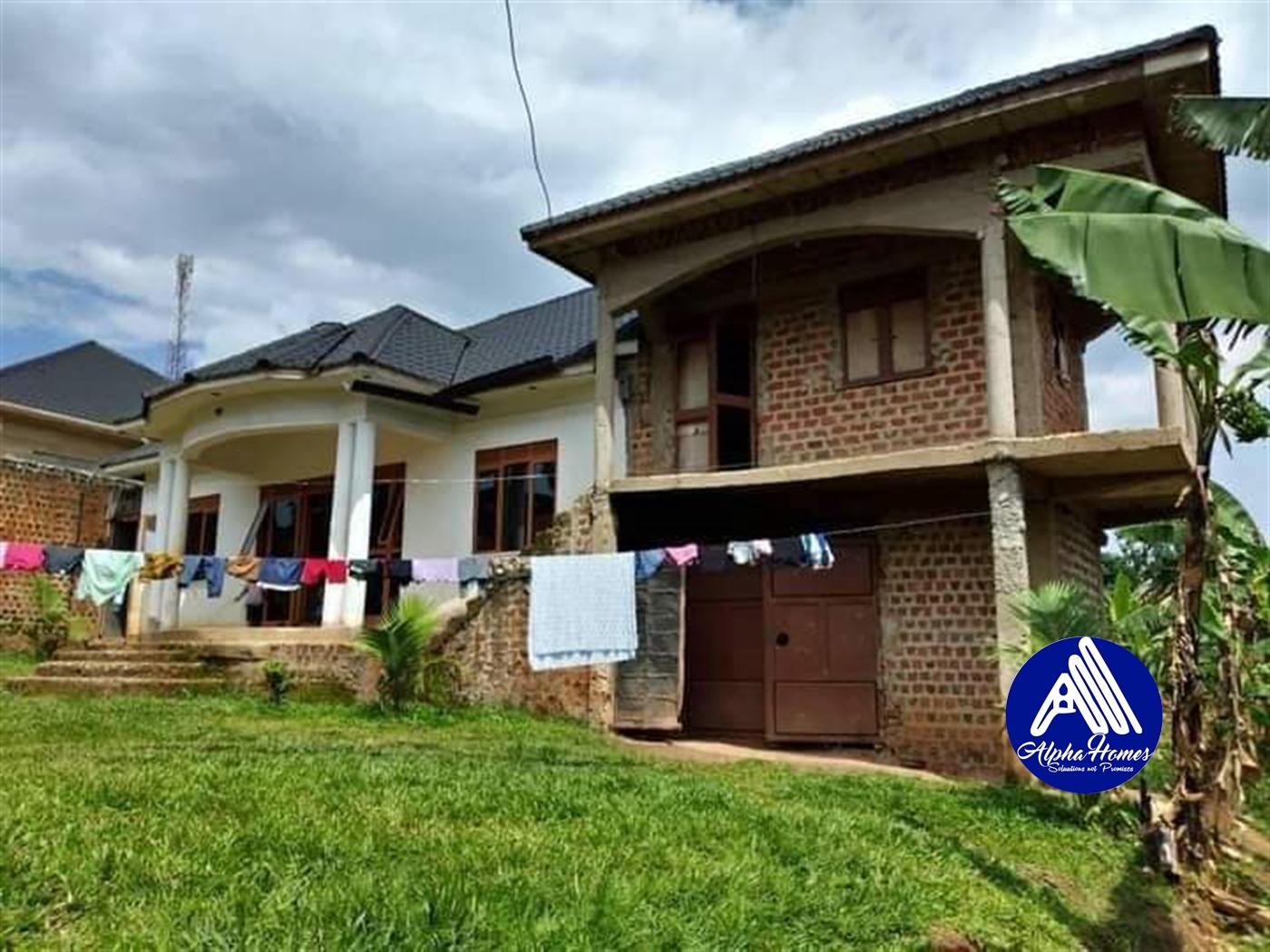 Bungalow for sale in Namataba Mukono