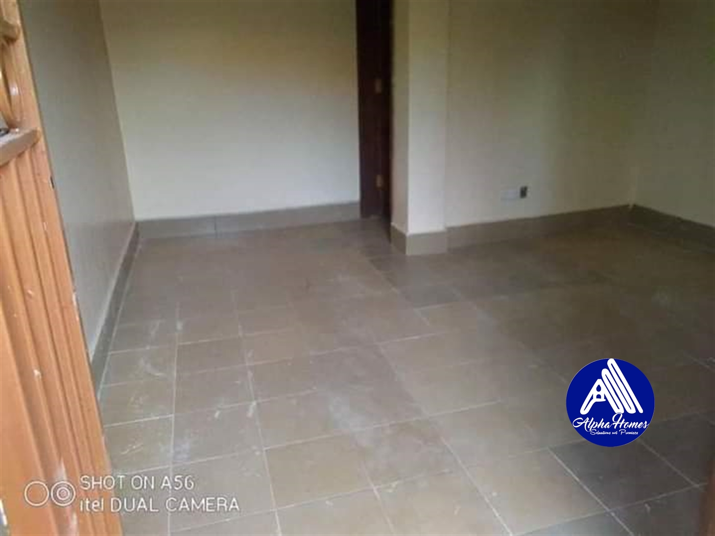 Apartment for rent in Wampeewo Wakiso