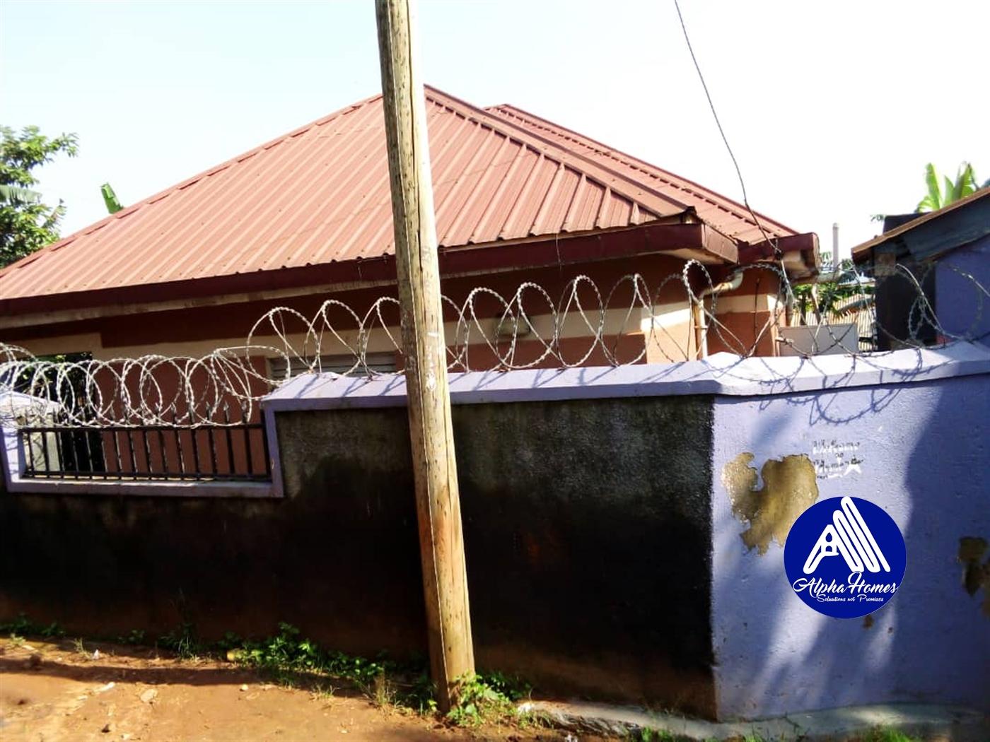 Bungalow for sale in Kikokiro Wakiso
