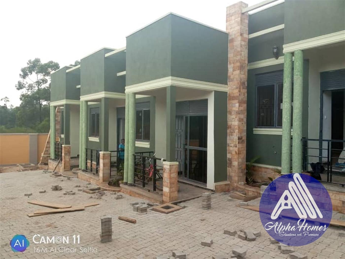 Semi Detached for sale in Najjeera Wakiso