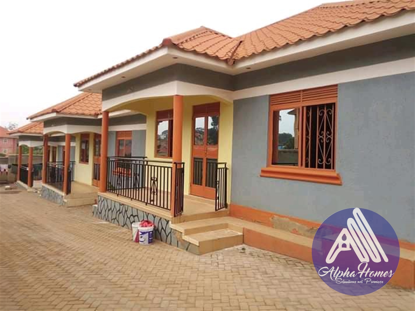 Semi Detached for rent in Kyaliwajjala Wakiso