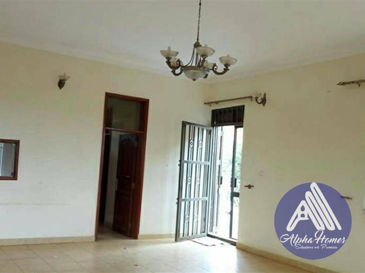 Apartment for rent in Naguru Wakiso