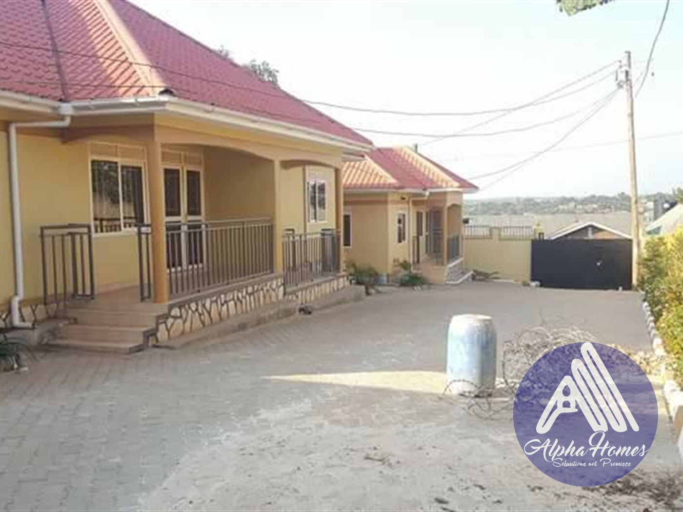 Semi Detached for rent in Kawempe Wakiso