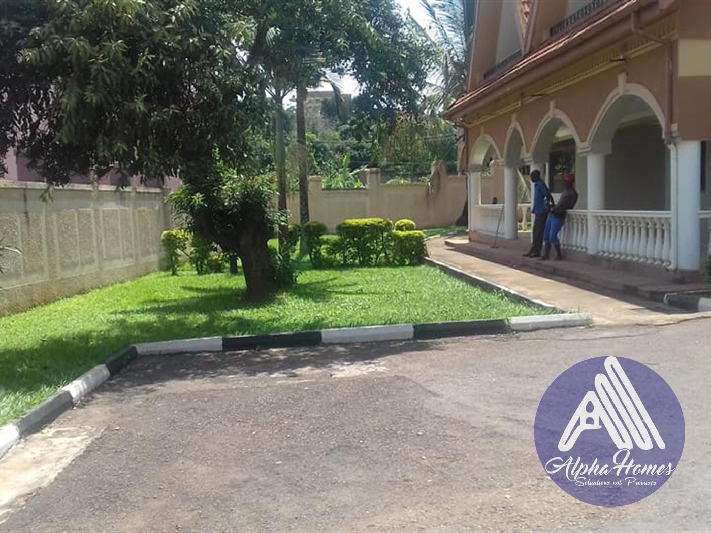 Mansion for rent in Kiwatule Kampala