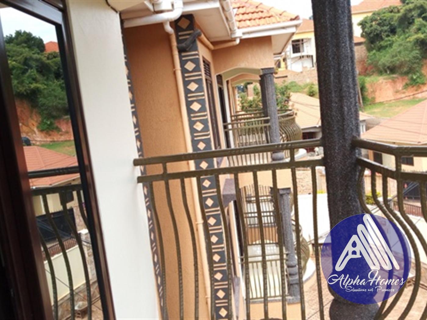 Apartment for rent in Munyonyo Kampala