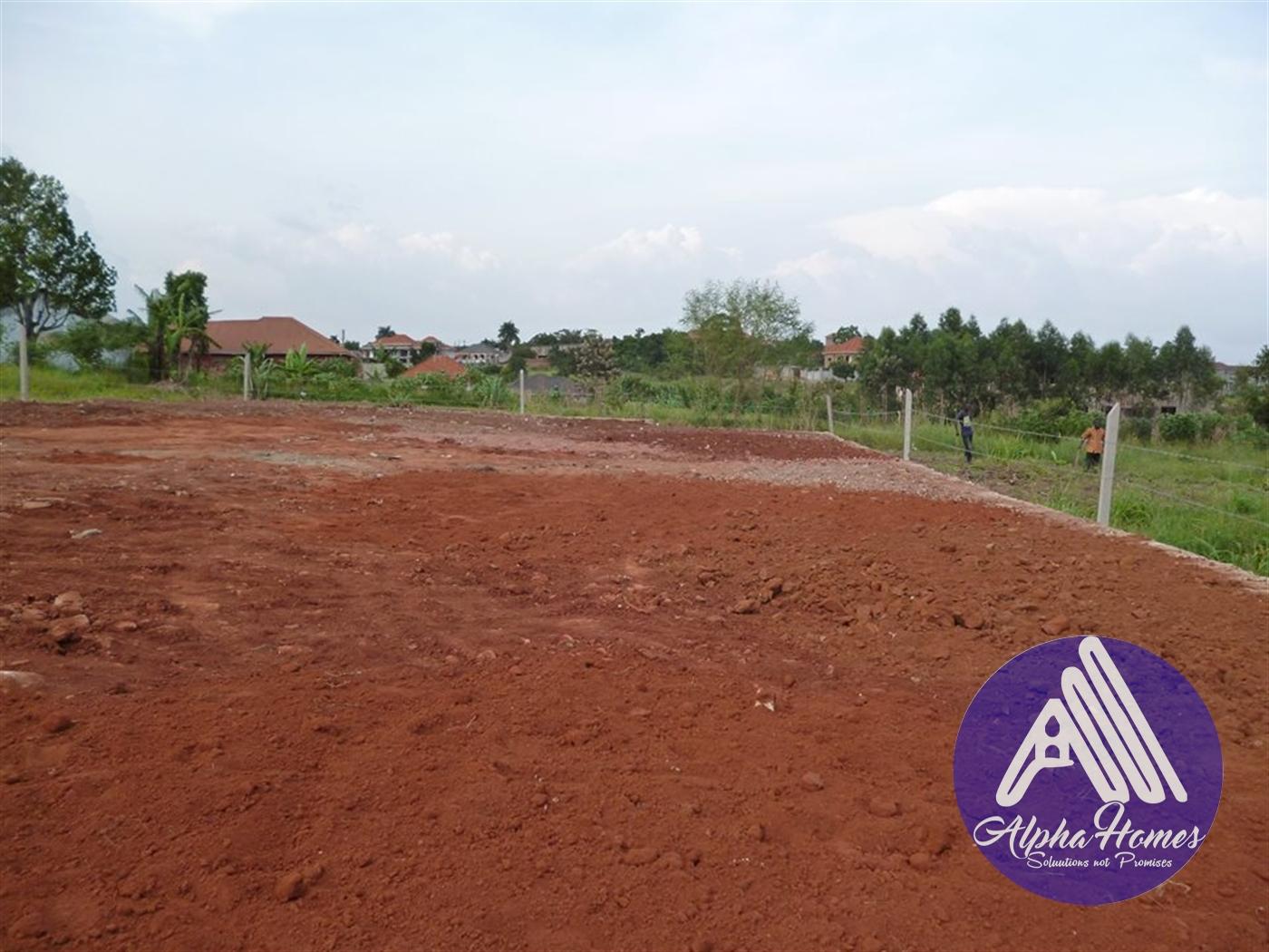 Residential Land for sale in Najjeera Wakiso