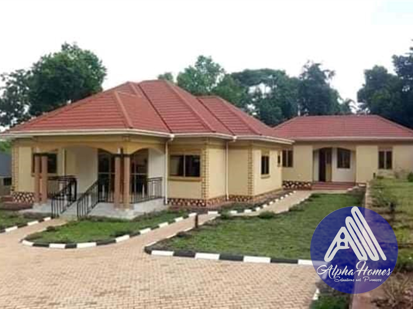 Bungalow for rent in Kasangati Wakiso