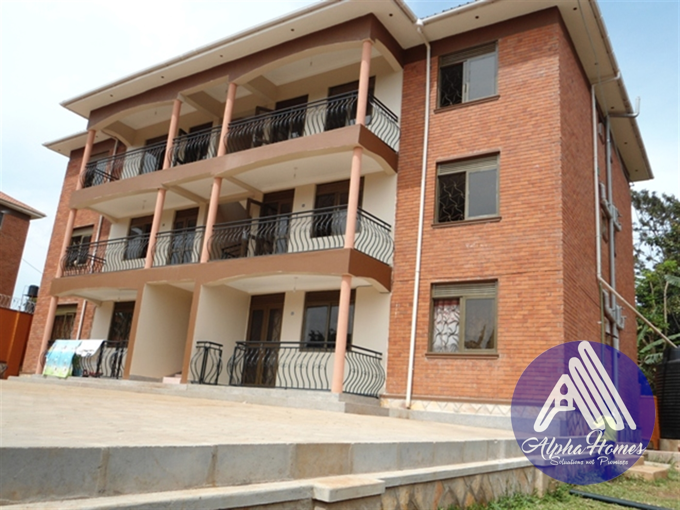 Apartment for rent in Kyaliwajala Wakiso
