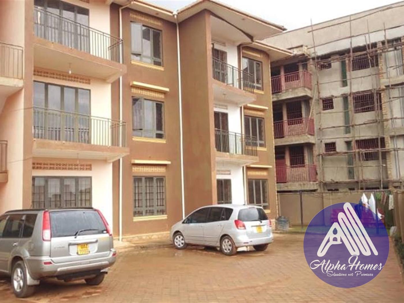 Apartment for sale in Najjeera Wakiso