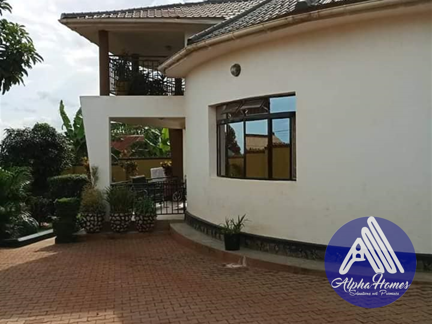 Mansion for sale in Namanve Mukono