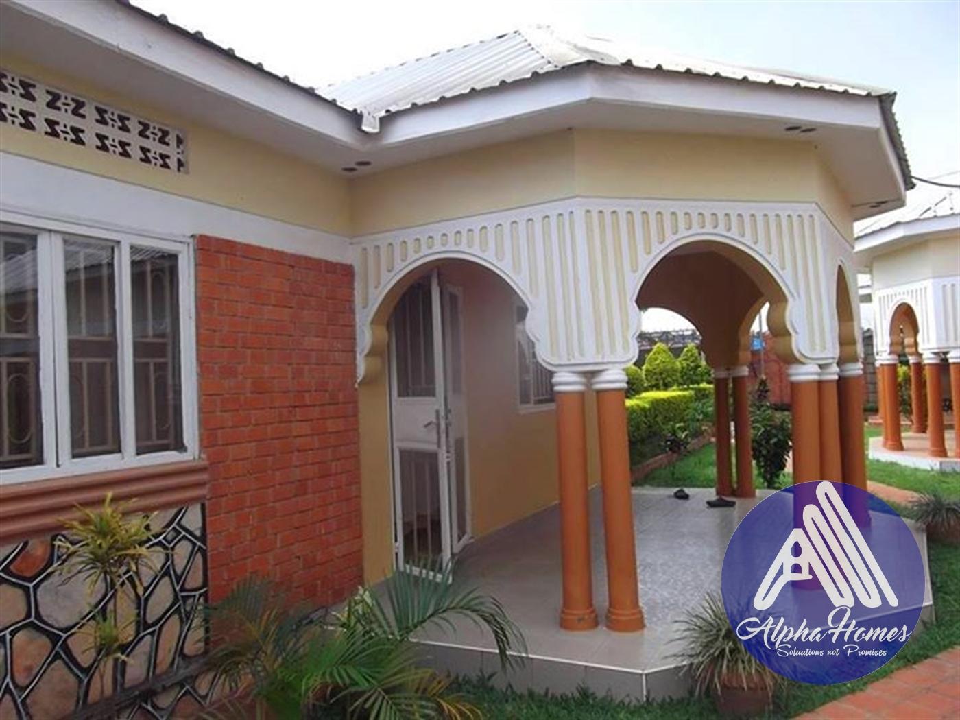 Semi Detached for rent in Ntinda Kampala