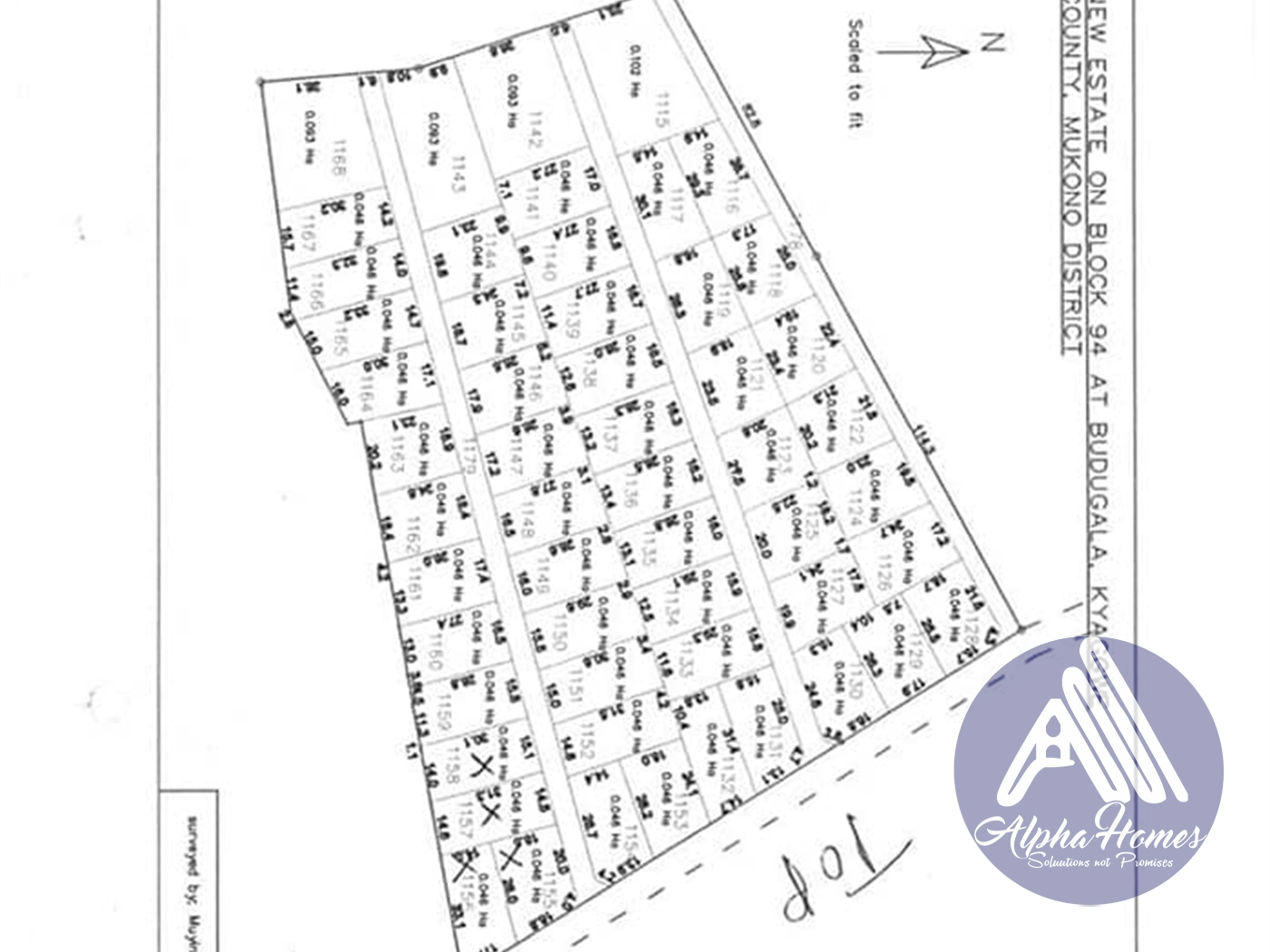 Residential Land for sale in Joggo Mukono