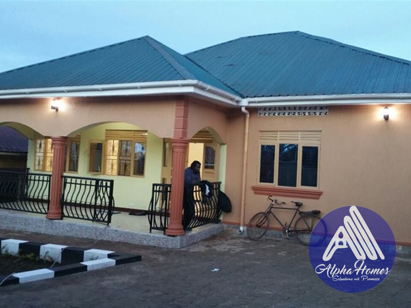 Bungalow for sale in Ndejja Wakiso