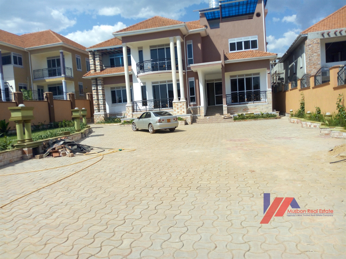 Mansion for sale in Butabika Kampala