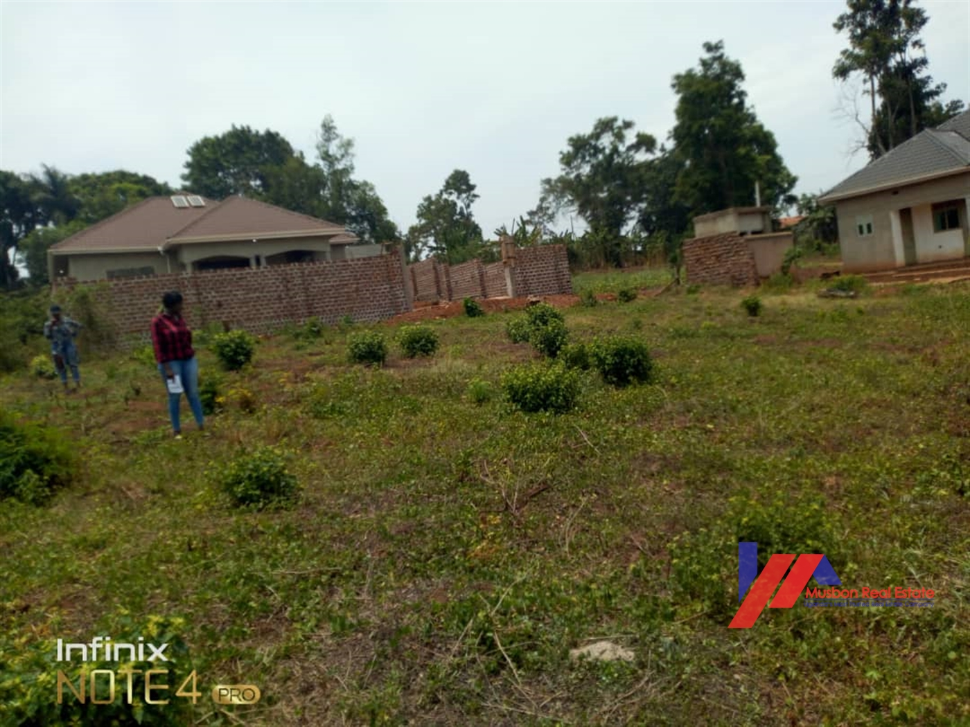 Multi Purpose Land for sale in Gayaza Kampala