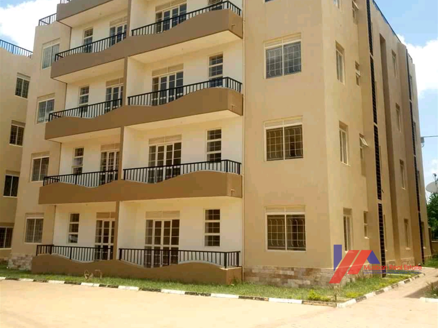 Apartment for sale in Najjeera Kampala