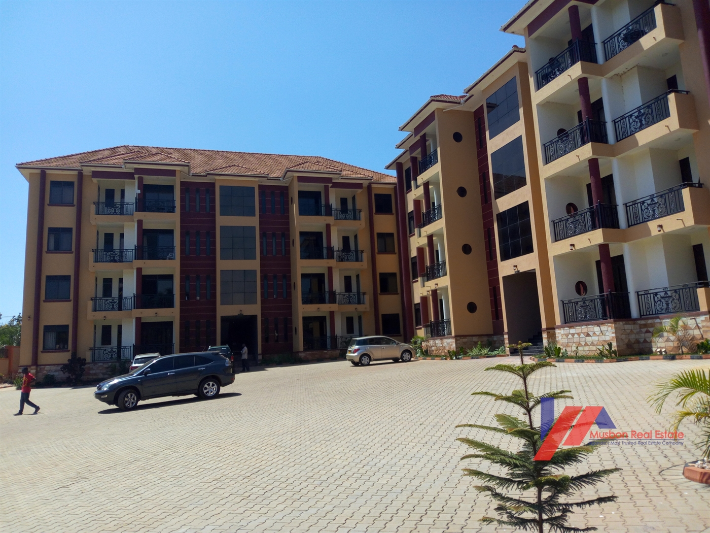 Apartment block for sale in Luzira Kampala