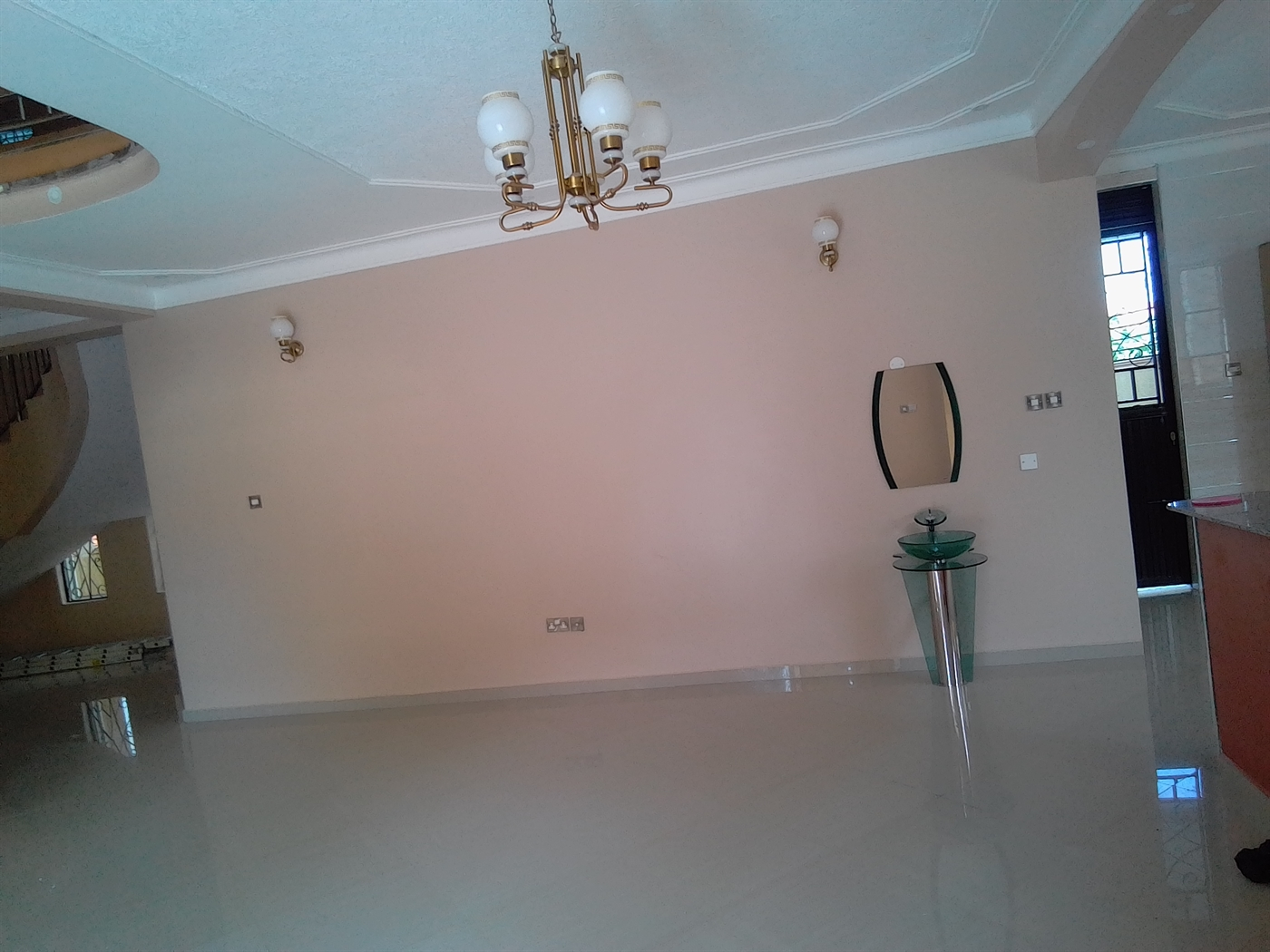Dining room (mess)