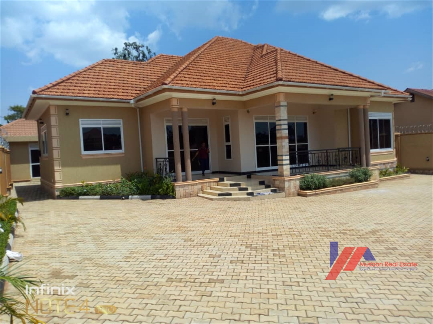 Bungalow for sale in Entebbe Kampala