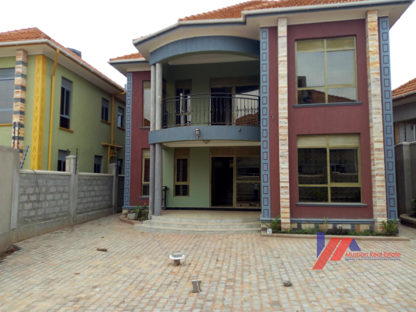 Bungalow for sale in Najjeera Kampala