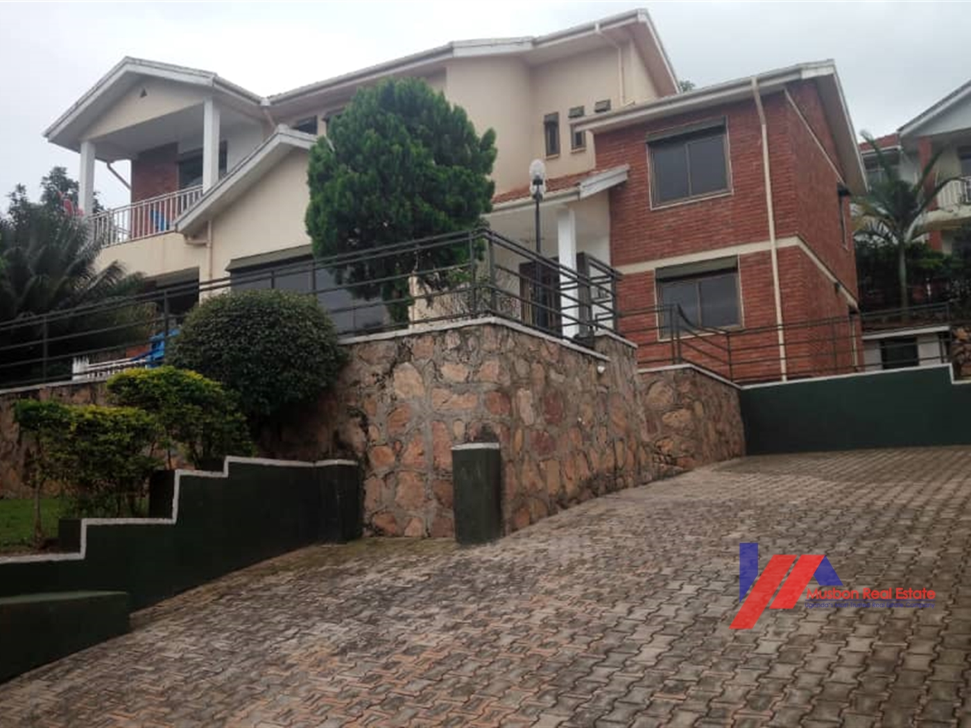 Mansion for sale in Kitende Kampala