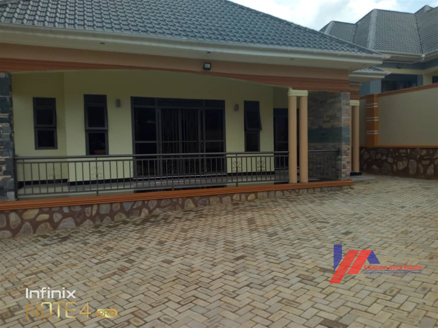 Mansion for sale in Kitende Kampala