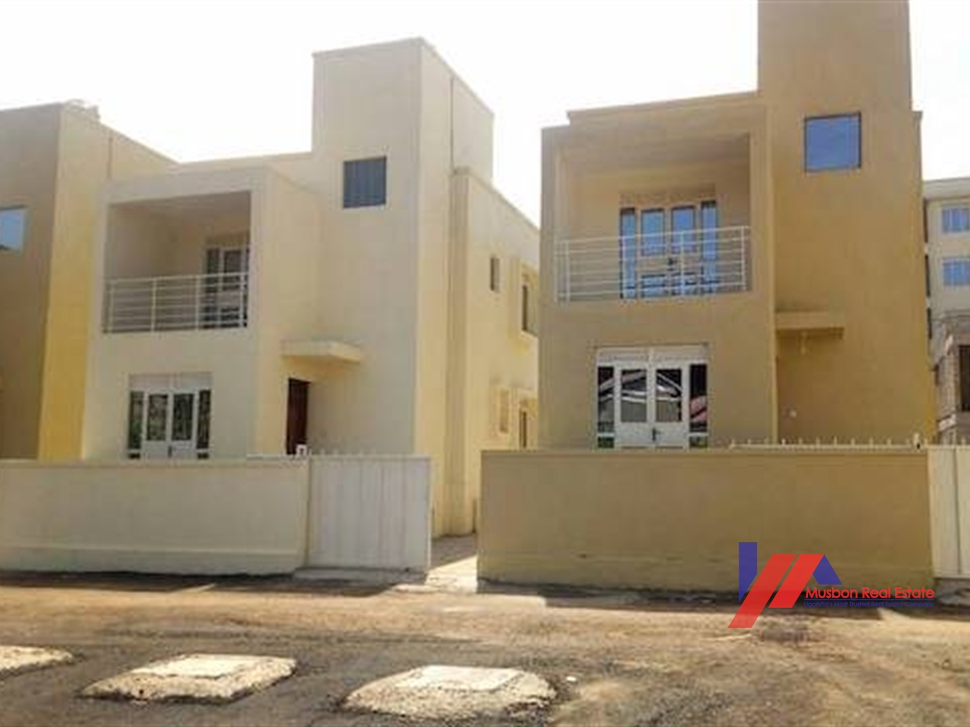 Town House for sale in Najjeera Wakiso