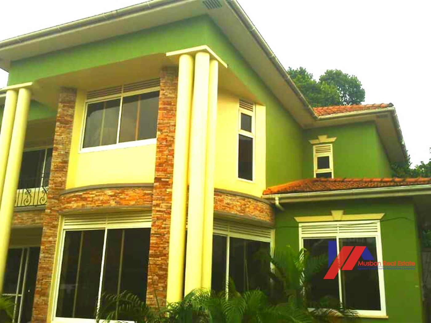 Maisonette for sale in Naalya Kampala