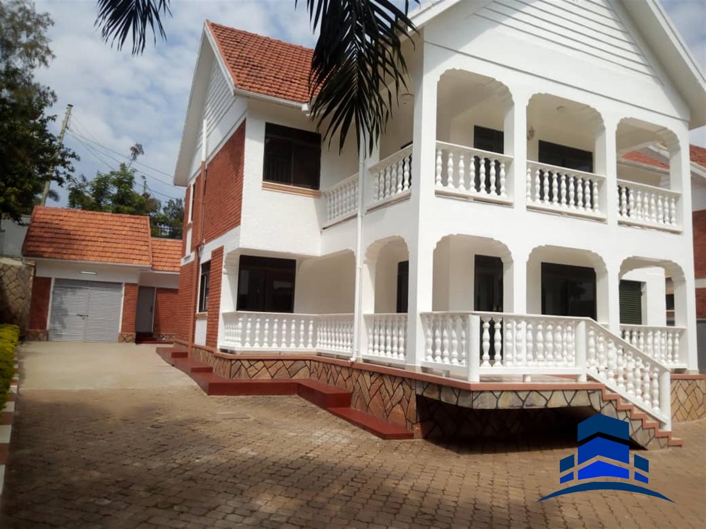 Mansion for sale in Naguru Kampala