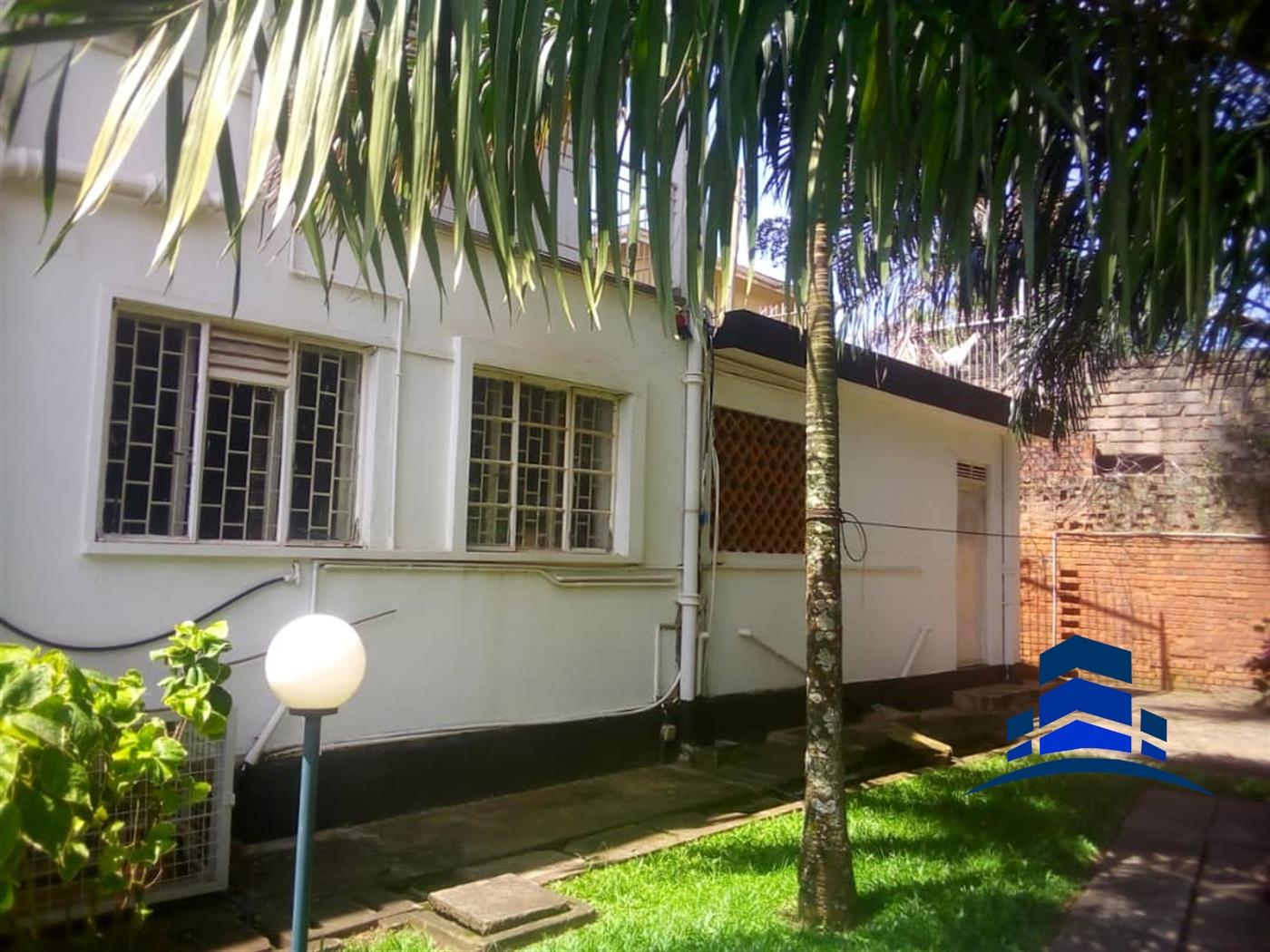 Duplex for rent in Kololo Kampala