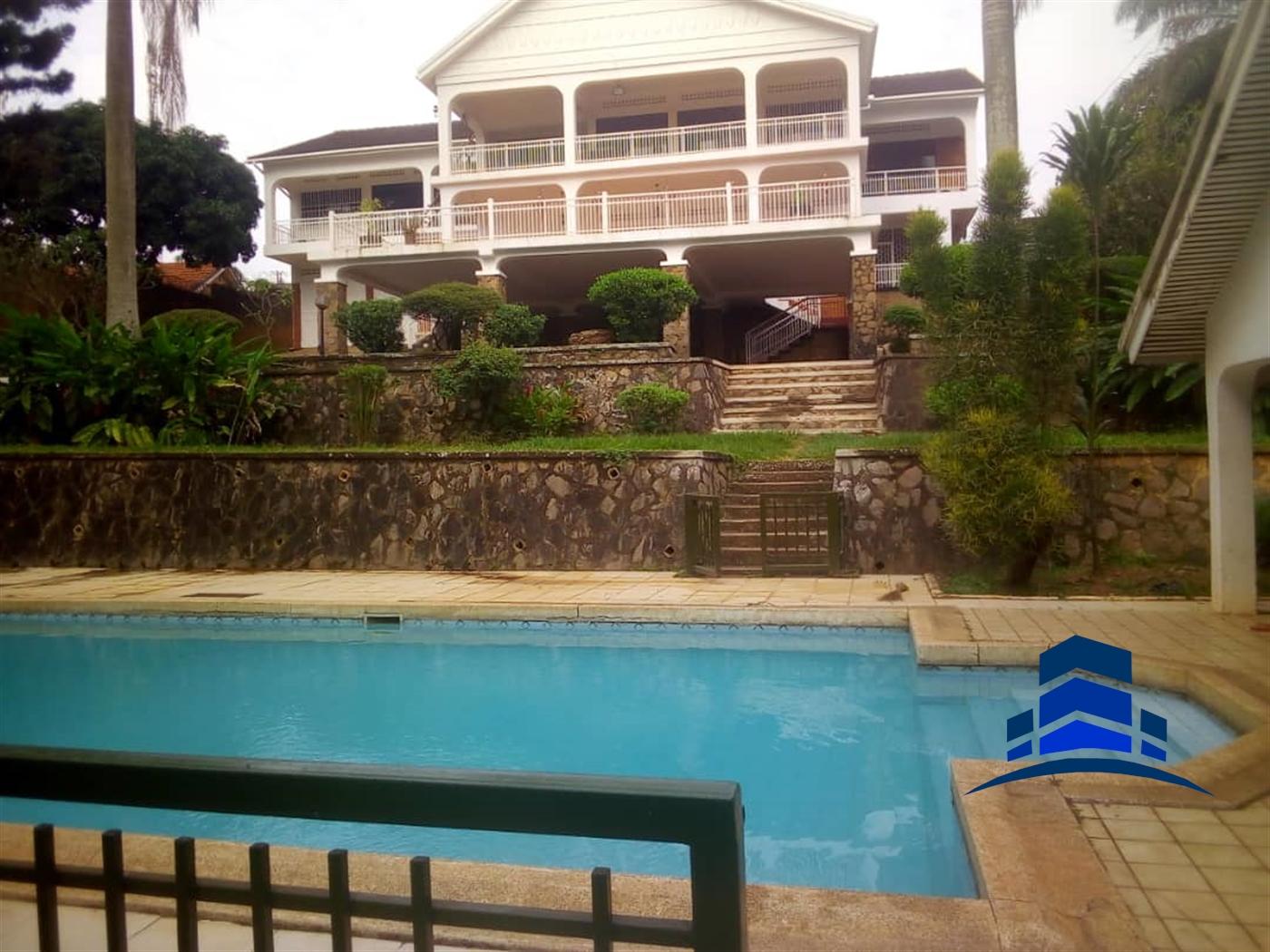 Duplex for rent in Nakasero Kampala