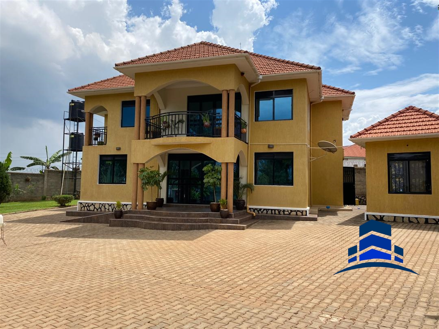 Storeyed house for sale in Sonde Mukono