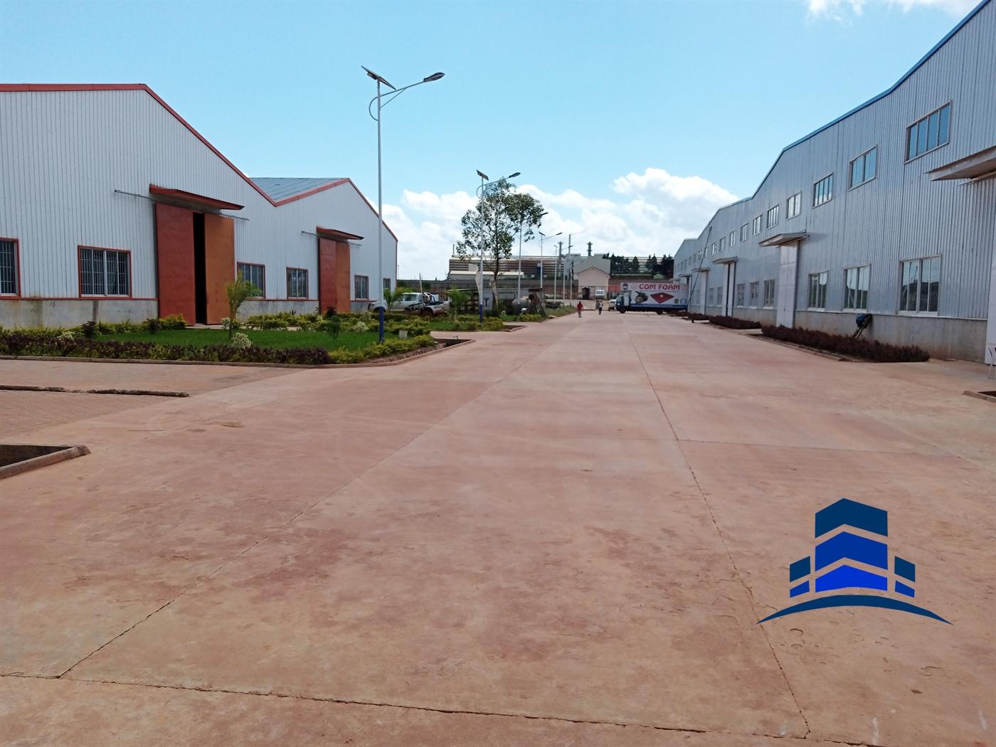 Warehouse for rent in Namanve Mukono