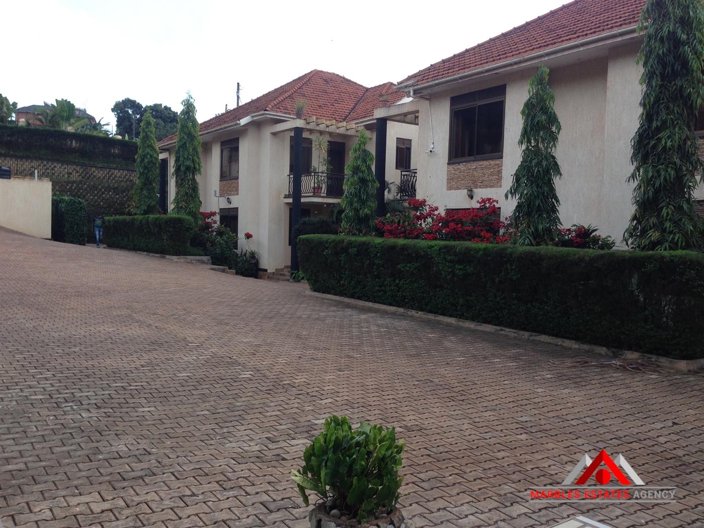 Town House for rent in Naguru Kampala