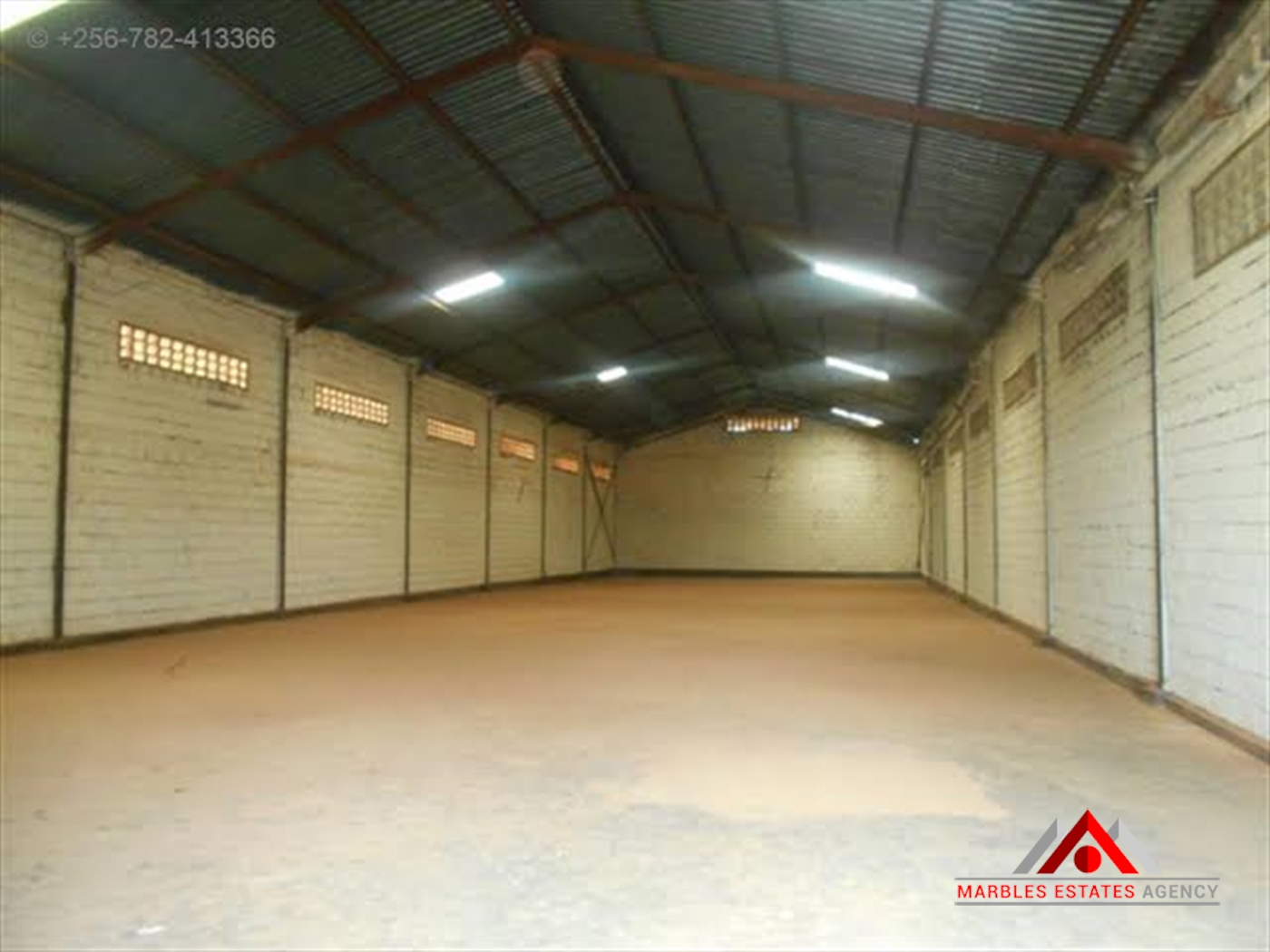 Warehouse for rent in Banda Kampala