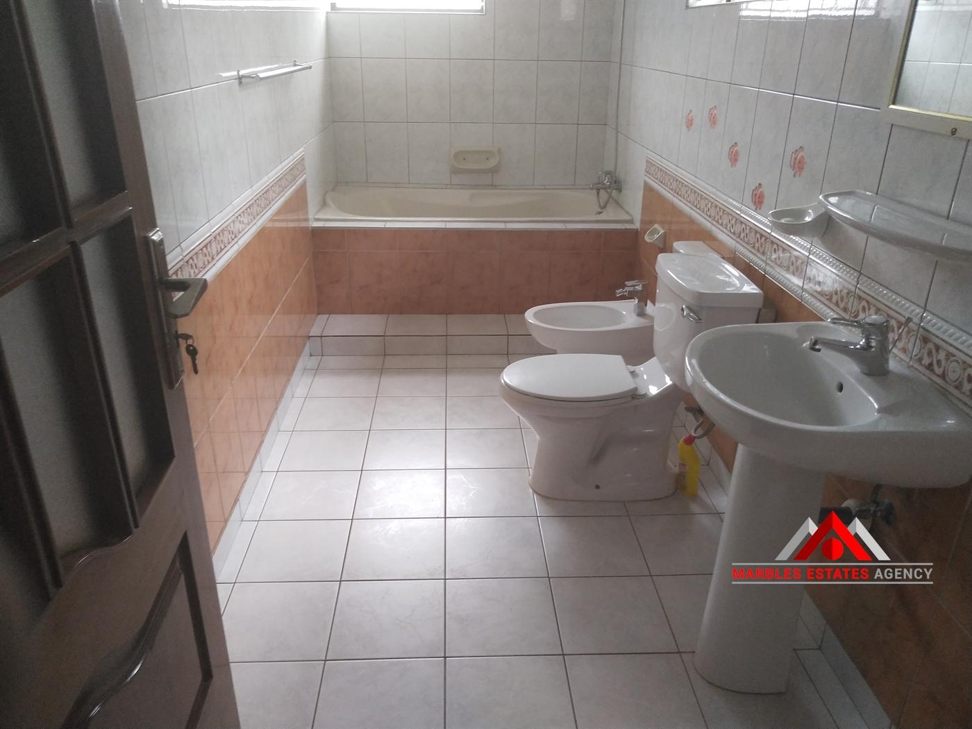 Villa for rent in Naguru Kampala
